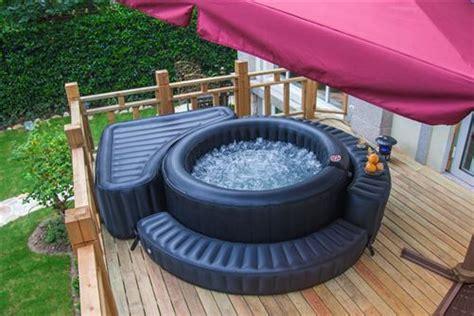 Whirlpool Garten Leise by Luxus Whirlpool Spa Badewanne In Outdoor Pool Aufblasbar