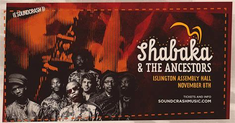 Shabaka & The Ancestors @ Islington Assembly Hall