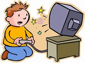 Playing Video Game Clipart (23+)