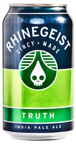 Highest Abv Light Beer by Rhinegeist Truth