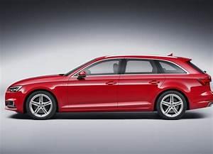 Audi A4 A4 V  B9  Avant  U2022 2 0d  150hp  Technical