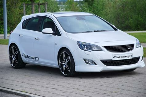 Opel Astra 2010 by Steinmetz Modifies The 2010 Opel Astra