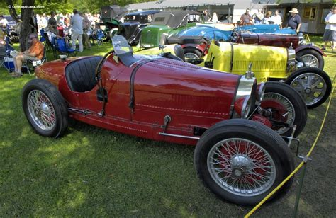 Auction Results And Sales Data For 1927 Bugatti Type 37