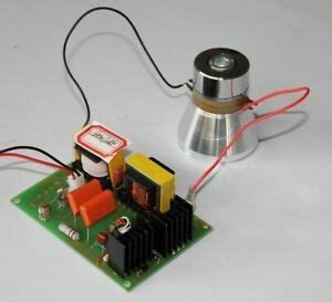 cheersonic 60w 28khz ultrasonic cleaning transducer cleaner power driver board ebay