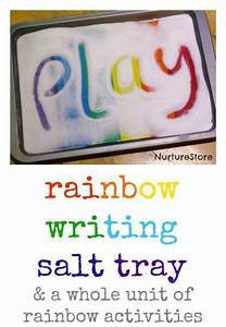 rainbow writing spelling words template - 1000 ideas about rainbow writing on pinterest good
