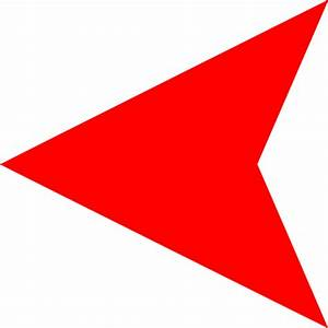 File:Red Arrow Left.svg - Wikimedia Commons