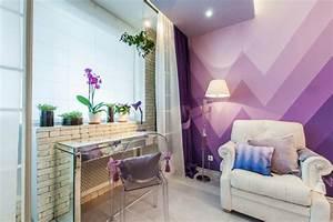 Wand Streichen Ideen : wandgestaltung wohnzimmer mutige und moderne wahl ~ Markanthonyermac.com Haus und Dekorationen