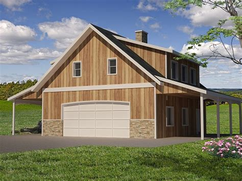 Plan 012g0063  Garage Plans And Garage Blue Prints From