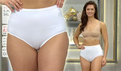 Qvc Underwear Ad Causes A Storm Thanks To This Very Unfortunate Wardrobe Malfunction Style