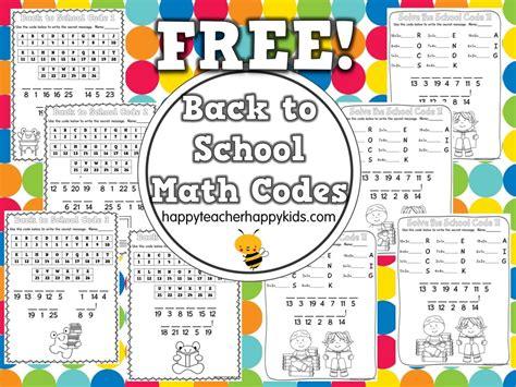 back to school math worksheets back to school worksheets