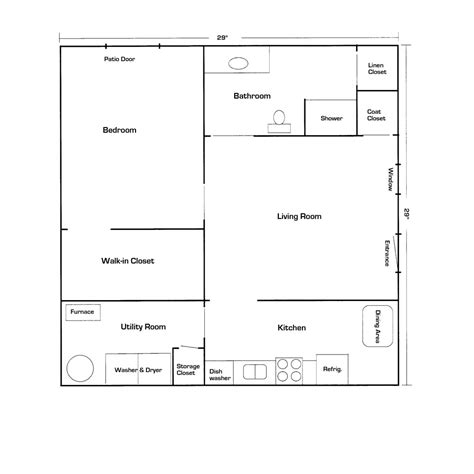 floor plans with inlaw apartment free home plans in apartment house plans