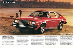 1979 Ford Pinto Sedan Related Infomation Specifications