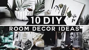 10 DIY Room Decor Ideas for 2017 (Tumblr Inspired) 💡 ️