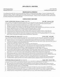 Resumes For Internal Jhefter Resume
