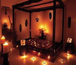 Romantic Candlelit Bedroom Gallery