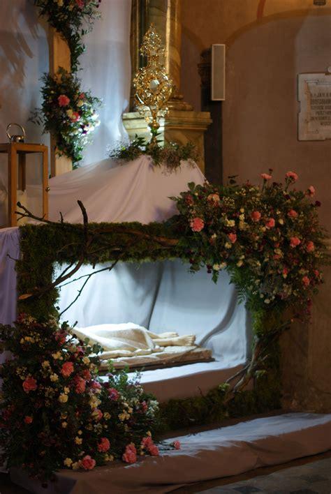 grob panskidekoracje kosciolawielkanoc rekoczyny