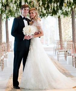 chelsea clinton vs ivanka trump how do their weddings With ivanka trump wedding dress
