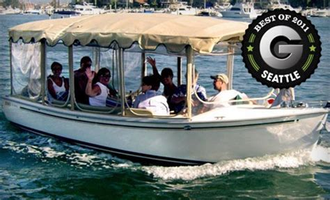 Cheapest Boat Rides In Chicago the electric boat company in seattle washington groupon