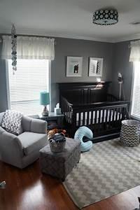 Grau Blau Wandfarbe : babyzimmer ideen gestalten sie ein gem tliches und kindersicheres ambiente ~ Frokenaadalensverden.com Haus und Dekorationen