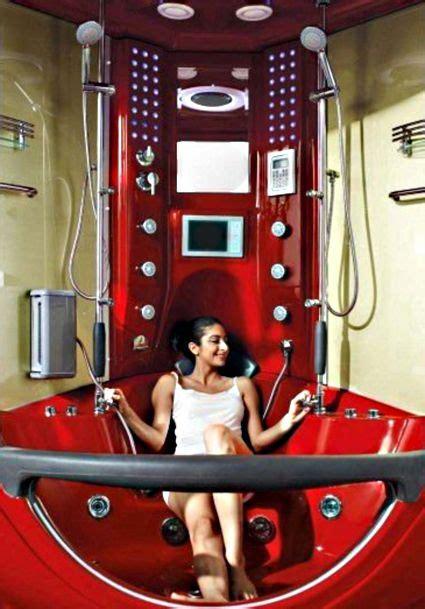 brand  red steam showerwhirlpool bathtub  massage