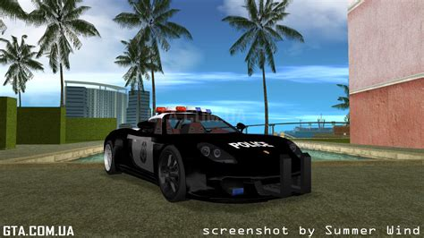 Techart Porsche Carrera Police Car Pictures