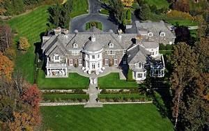 Amazing Stone Manor from Chappaqua, New York, priced at $17 9M
