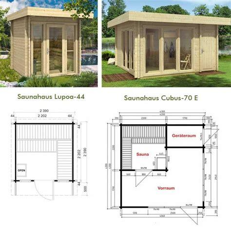 Zwei Mann Sauna by Outdoor Sauna Im Garten Tipps Rund Ums Saunahaus Sauna