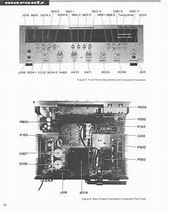 Marantz Service Manual Manuals Audio Technician Amp