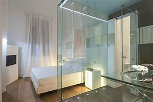 chambre avec salle de bain sinspirer de certains des With salle de bain design avec décoration cristal