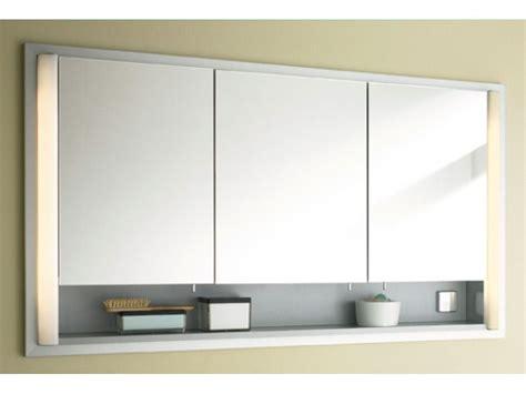 Attractive Bathroom Recessed Mirror Medicine Cabinet In
