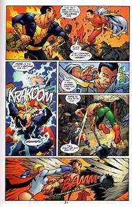 Wonder Woman and Black Adam vs Captain Marvel and Ultraman ...