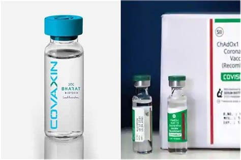 Covid 19 vaccines Covishield, Covaxin 'side effects': What ...