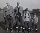 bill owen actor | Bill's boys: Tom Owen with his father ...