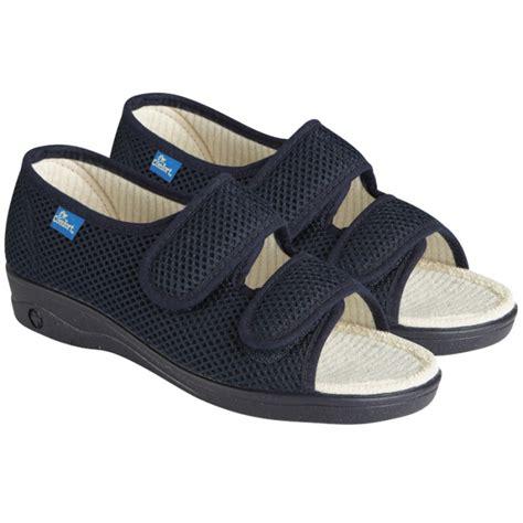 chambre inhalation chaussures chut pour femme dr comfort diane bleu