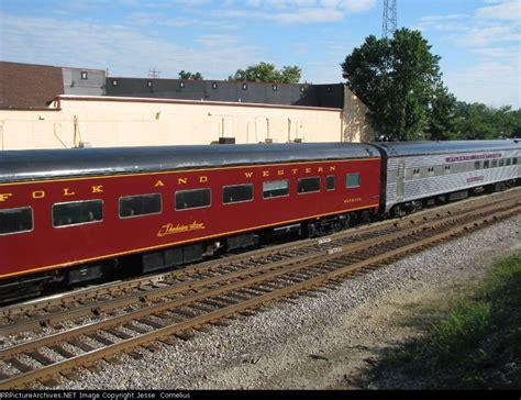 Norfolk and Western Passenger Car