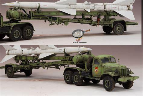 Sa-2 Guideline Missile / Soviet Union