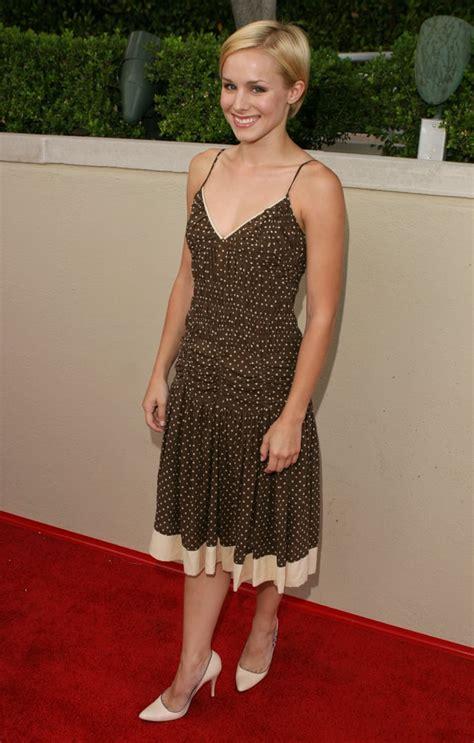 Kristen Bell, 2003 | Old Red Carpet Photos Vintage Archive ...