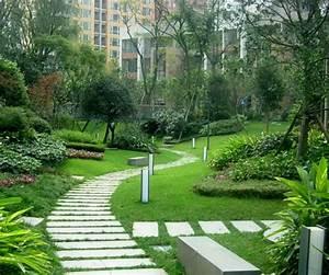 Garten Ideen Modern : 50 moderne gartengestaltung ideen ~ Buech-reservation.com Haus und Dekorationen