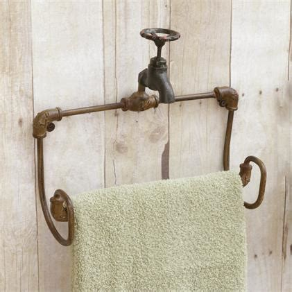 faucet style hand towel rack audreys