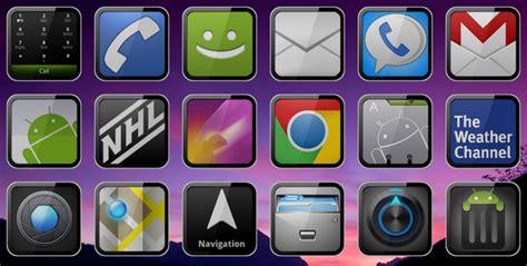 como modificar los iconos de tu android  unos sencillos
