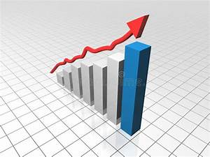 Business Growth Chart Stock Illustration  Illustration Of