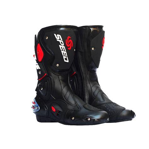 new motorcycle boots new motorcycle boot waterproof pro biker speed bikers moto