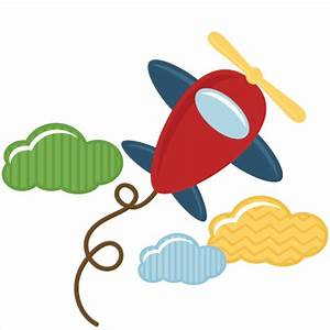 Toy Airplane SVG file for scrapbooks cardmaking airplane ...