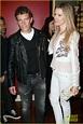 Antonio Banderas & Girlfriend Nicole Kimpel Couple Up For ...