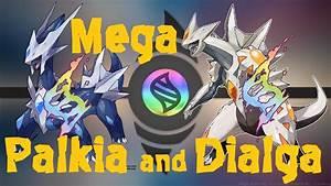 Pokemon Mega Palkia | www.pixshark.com - Images Galleries ...