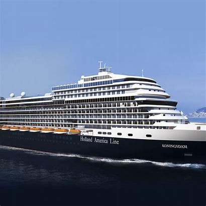 Koningsdam Holland America Cruise Cruises Ship Line