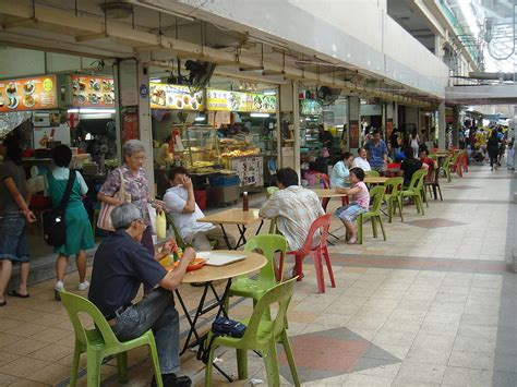 cuisine shop kopi tiam