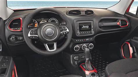 maserati jeep wrangler dimensions jeep renegade 2015 coffre et intérieur