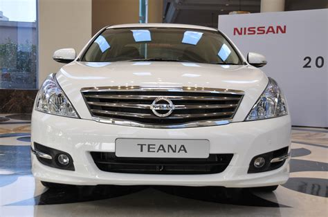 Nissan Teana Hd Picture by 2013 Nissan Teana Ii Pictures Information And Specs