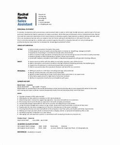 Objective Example On A Resumes Sample Sales Resume 9 Examples In Pdf Word